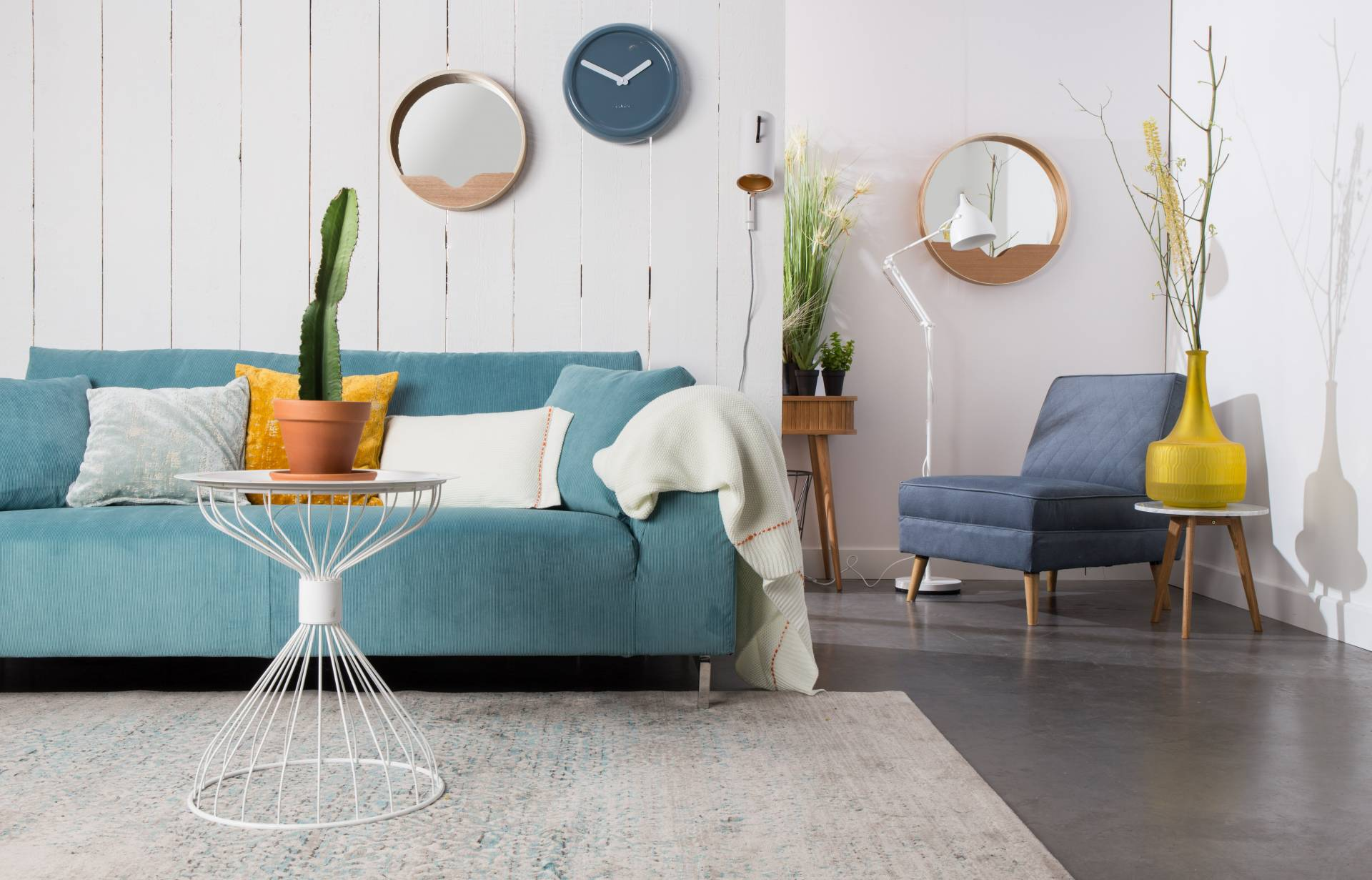 5 x Inspiratietips: nieuwe look aan je woonkamer geven - Teddlicious