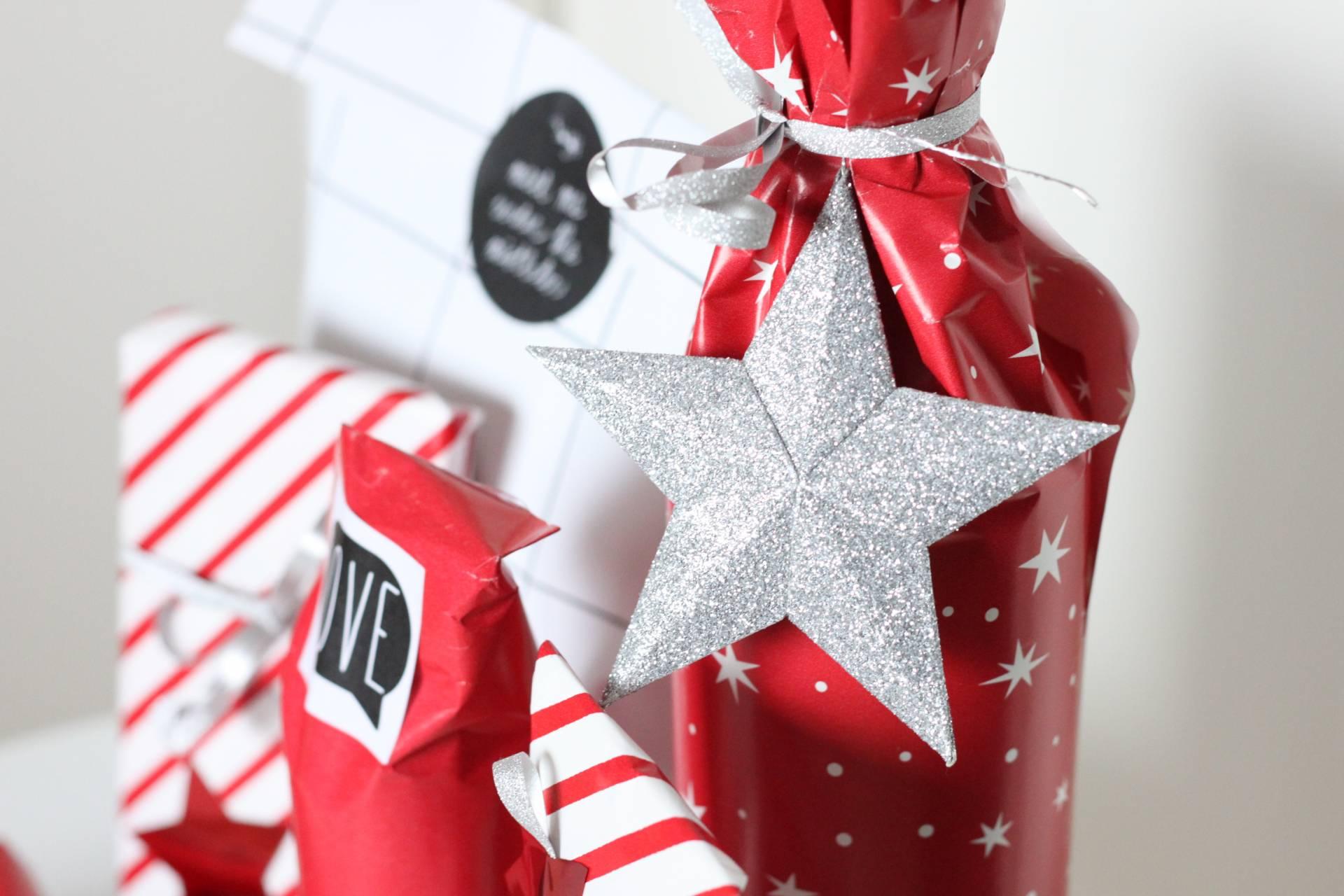 Last minute kerstcadeaus leuk inpakken - Teddlicious