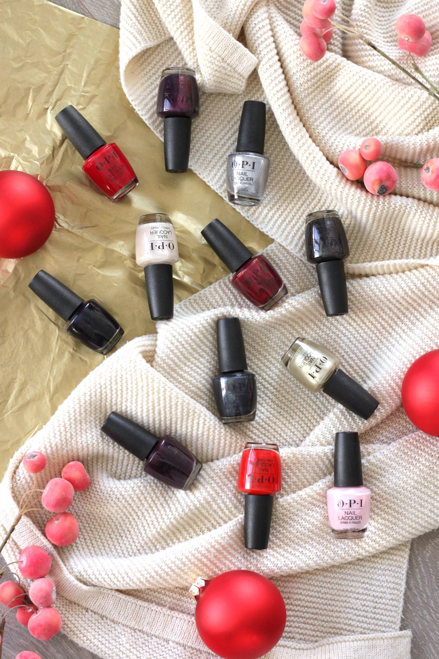Review | Love OPI XOXO – kerstcollectie 2017