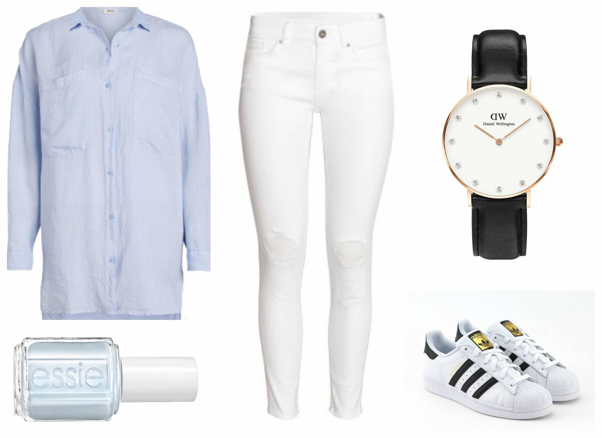 5 leuke outfits voor de lente
