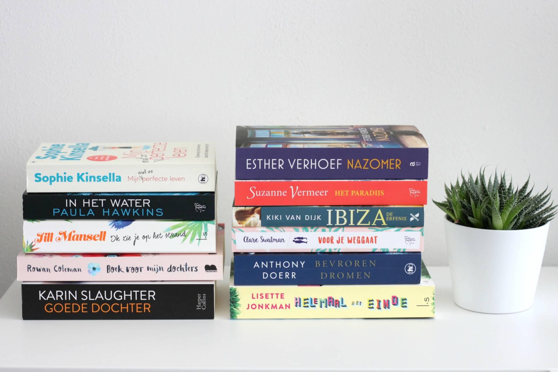 boeken-vakantie-zomer
