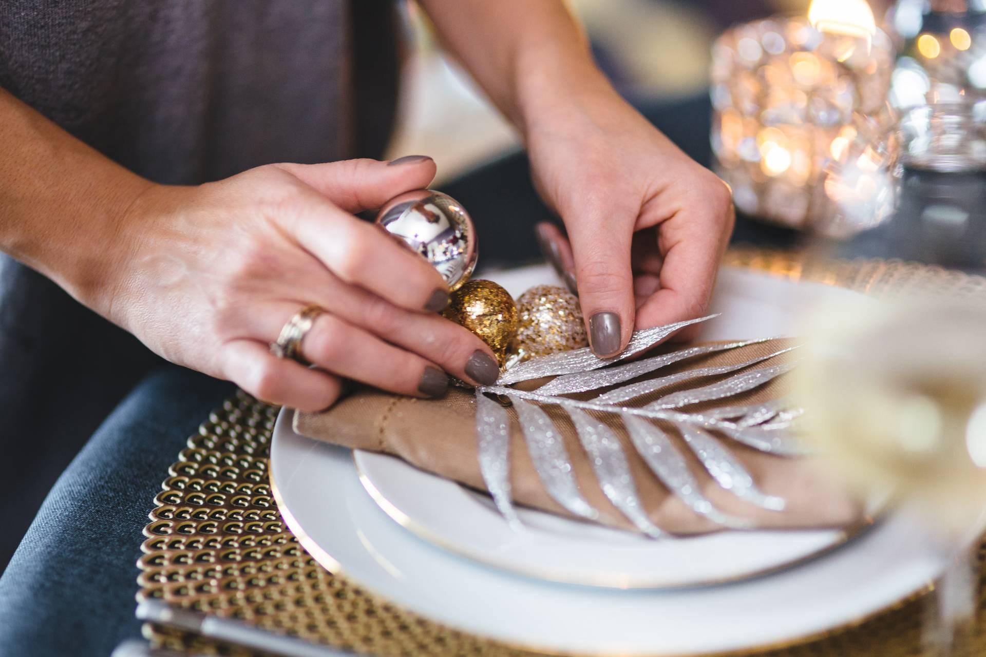 Feestdagen Kersttafel Aankleden : Tips: kersttafel versieren teddlicious