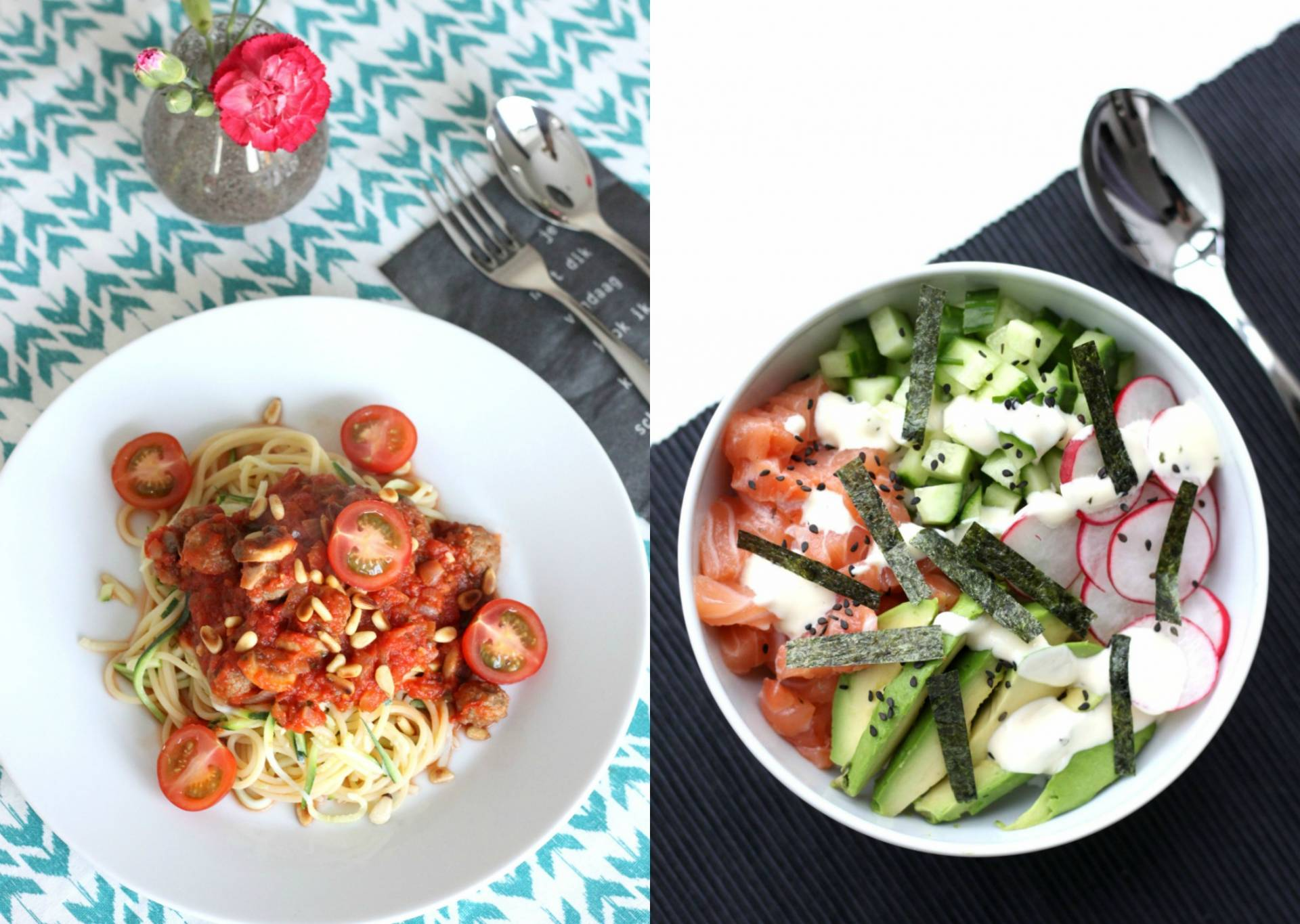 4 x makkelijke recepten voor het avondeten #2