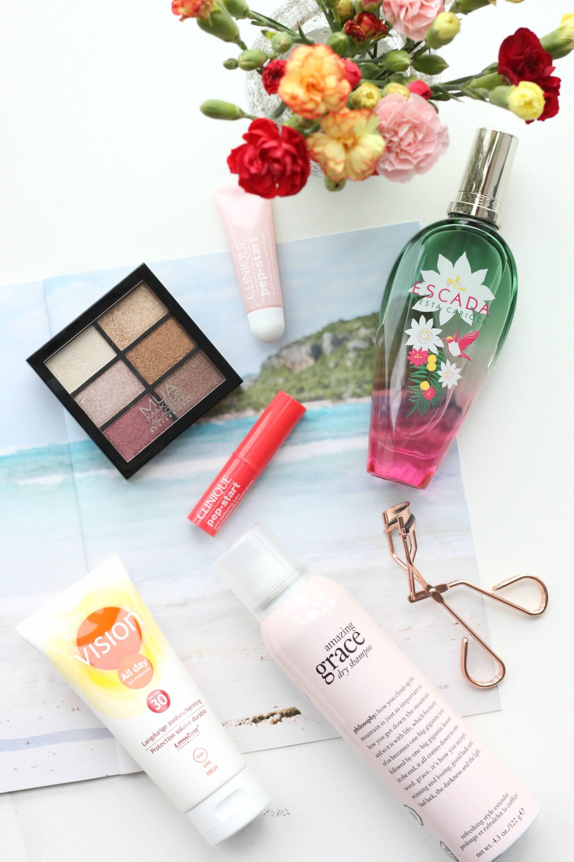 7 favoriete beautyproducten in de zomer