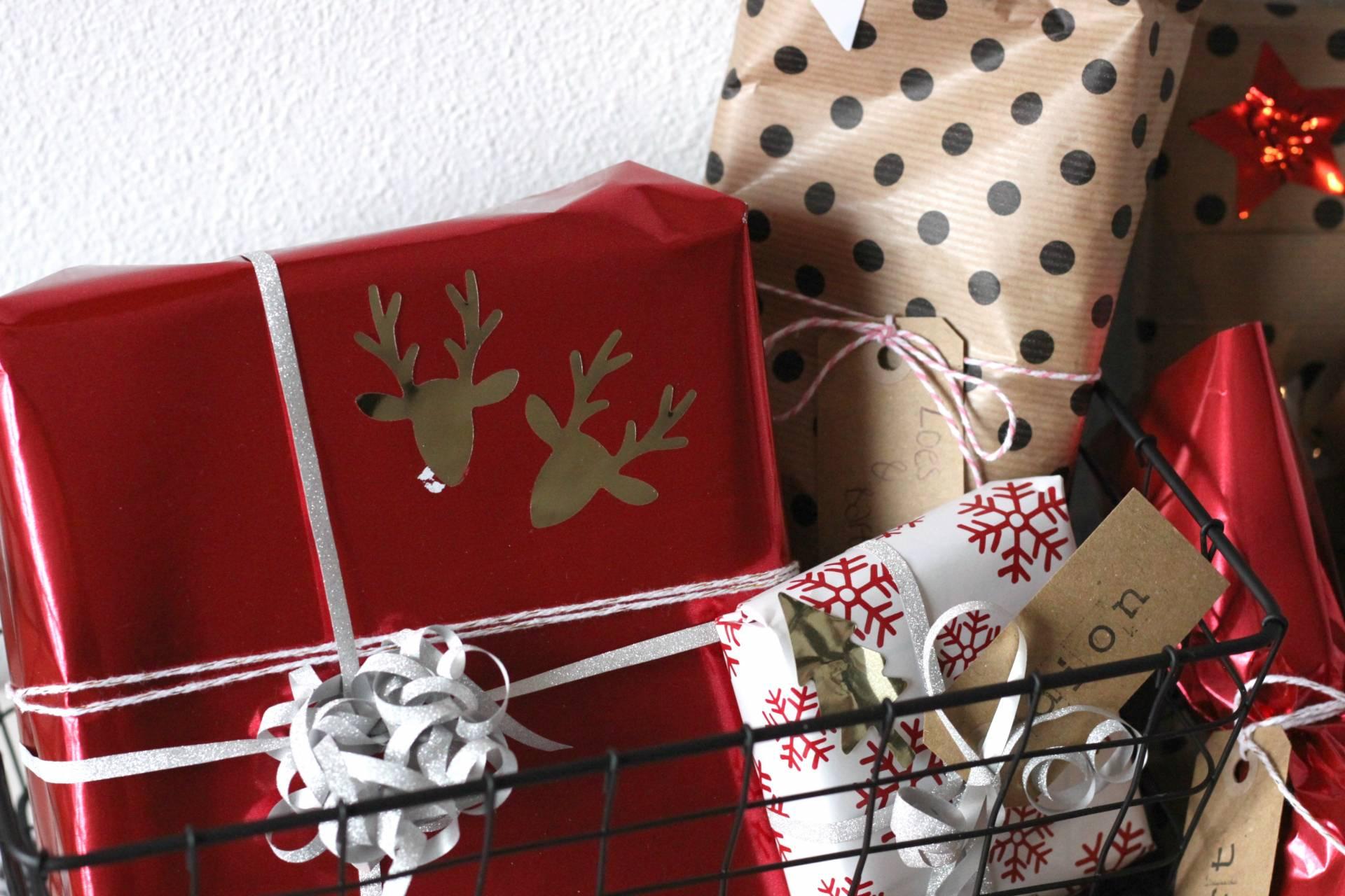 kerst-inpakken