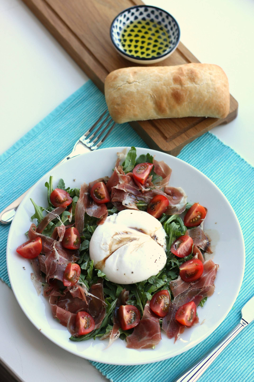 salade-burrata