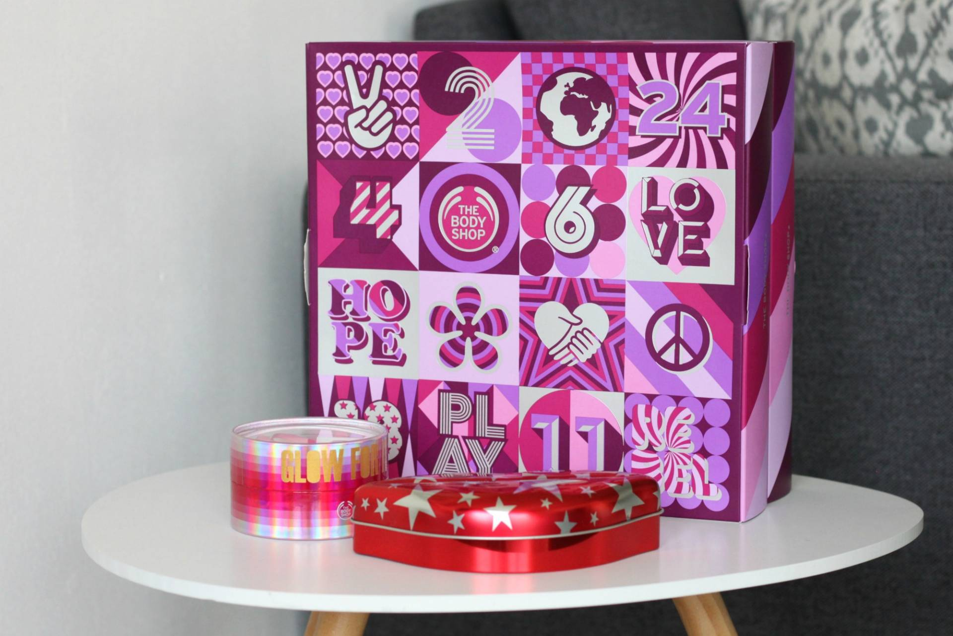 the body shop kerst 2017