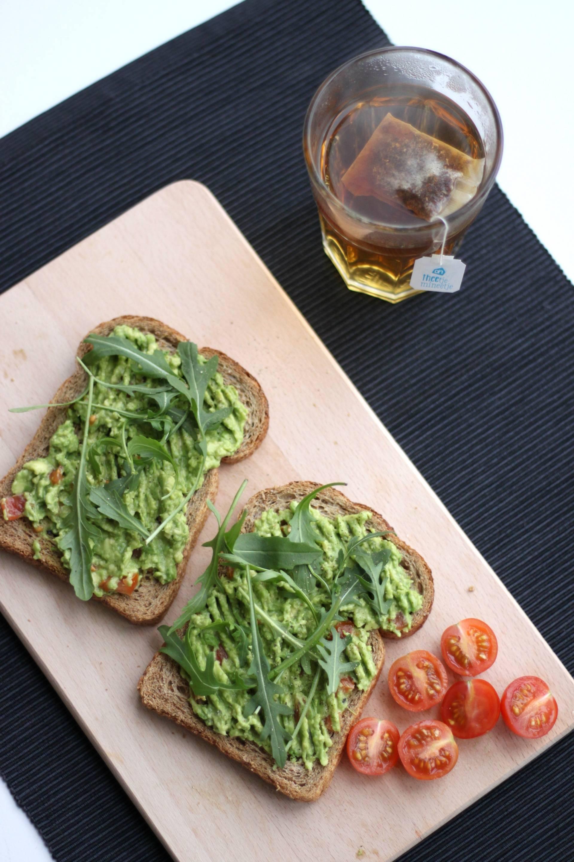 toast-avocado-guacamole